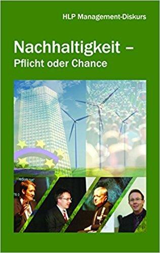 Cover des Booklets Nachhaltigkeit