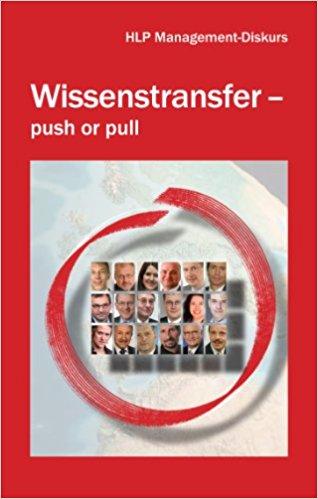Cover des Booklets Wissenstransfer